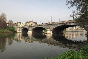 River Po in Turin