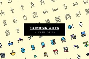 The Furniture Icons 100