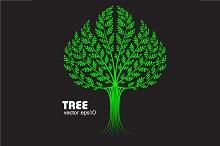 a decorative tree