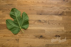 Butcher Block Styled Background