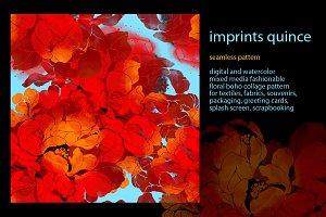 imprints quince