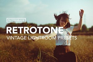 RetroTone Vintage Lightroom Presets