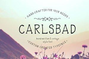 Carlsbad Font
