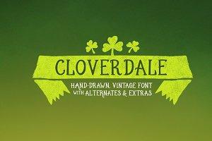 Cloverdale Font