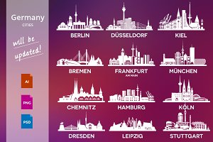 Germany Cities