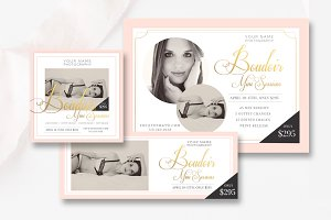 Boudoir Marketing Set