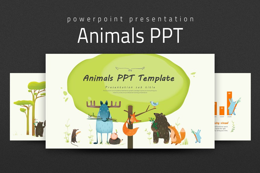 Animals Ppt