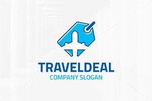 Travel Deal Logo Template