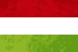 True proportions Hungary flag