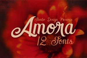 Amora Script