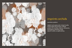 imprints orchids