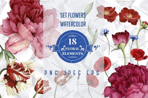 EPS Flowers