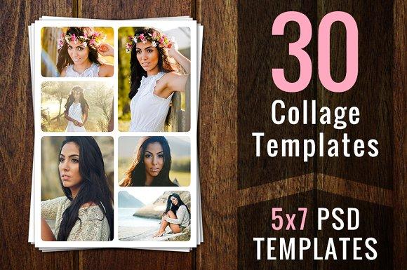 Photography Marketing Template Set Flyer Templates Creative Market