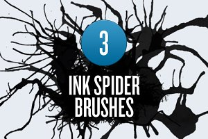 Ink Spiders