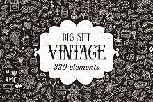 330 Elements Big Vintage Collection
