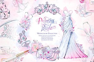 Princess Bride Wedding Collection