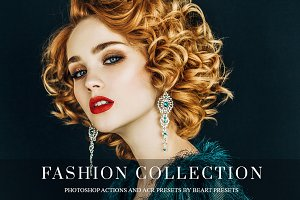 Fashion Photography Photoshop Action