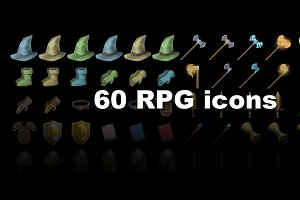 Fantasy RPG Items Vol. 2