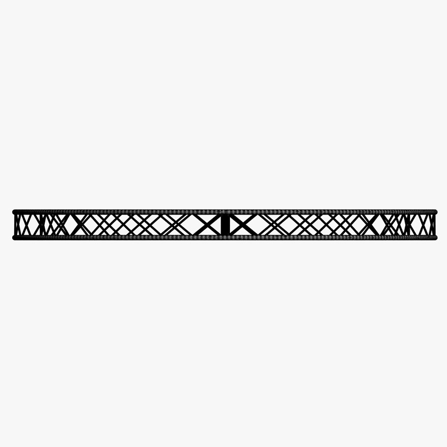 Circle Square Truss (400cm) in  - product preview 9