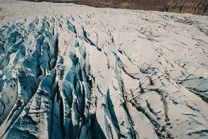 Glacier Aerial