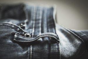 Belt Loop on a Pair of Jeans