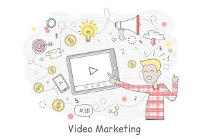 Video Marketing Business Design