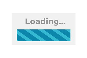 Loading Icon Isolated