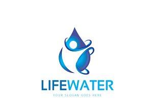 Life Water Logo