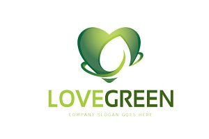 Love Green Logo