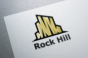 Rock Hill Logo Template