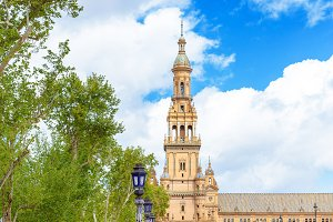 Spanish architecture, Seville