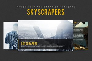 Skyscrapers PPT Template