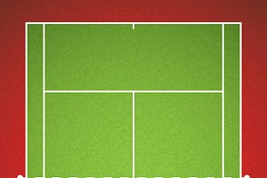Tennis brochure