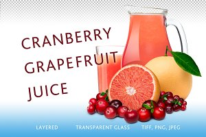 Cranberry Grapefruit Juice