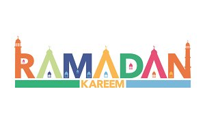 Ramadan Kareem Colors