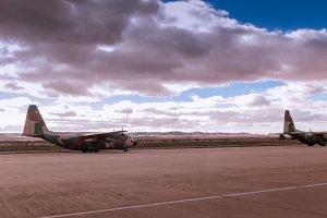 Hercules aircraft VI