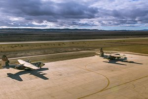 Hercules aircraft VII