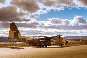 Hercules aircraft VIII