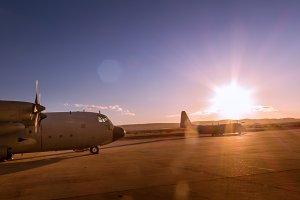 Hercules aircraft IV