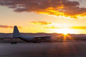 Hercules aircraft XI