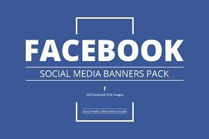 Facebook Social Media Pack