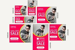 Sales Web Banner