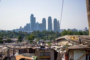 Korean Slum