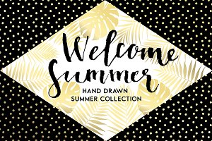 Welcome summer collection