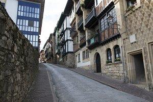 Hondarribia street