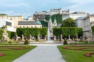 Mirabell Palace (Salzburg, Austria)