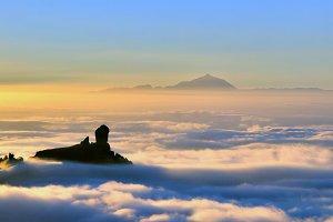 Nublo and Teide