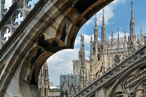 Milan Cathedra (Italy)