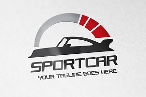 Sport Car Revolution Logo