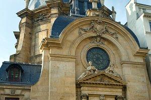 Temple du Marais, Paris.